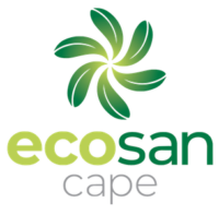 Ecosan Cape – Waterless Eco Toilets. Sustainable Sanitation Solutions Logo